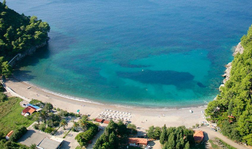 Nekretnine u Crnoj Gori – isplativo! Studio 35 m2 s pogledom na more u Petrovcu