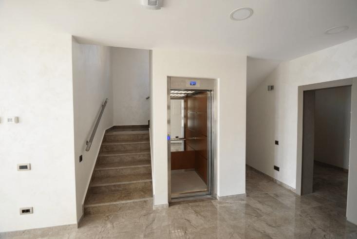 Nova moderna vila na Budvanskoj rivijeri, Bečići