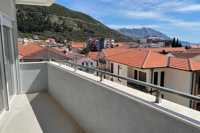 Svijetao stan s prekrasnim pogledom na more, područje Velji Vinogradi